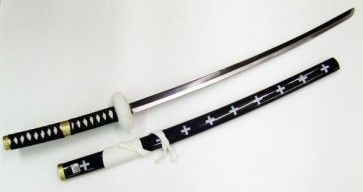 KATANA DI ONE PIECE TRAFALGAR LAW BIANCA.