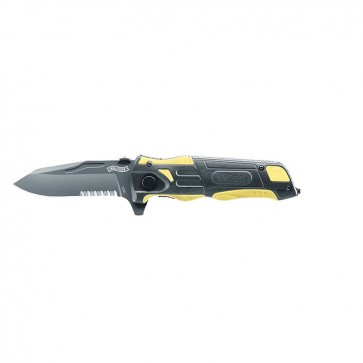 COLTELLO WALTHER RESCUE PRO YELLOW
