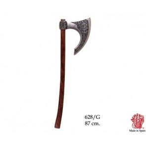 Ascia Vichinga ottavo secolo Misura: 87 cm