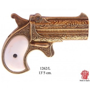 Pistola Derringer calibro 41 USA 1866