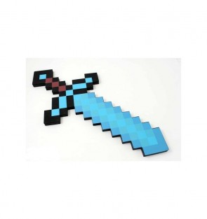 Spada di Minecraft  serie diamante