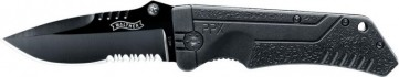 COLTELLO WALTHER PPX FDE 5.0767 Walther PPX Black