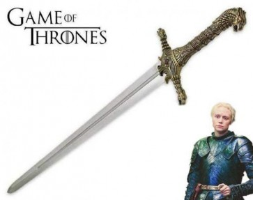 Spada Oathkeeper di Brienne dal Il Trono di Spade