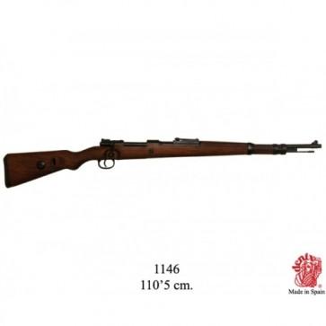 98K Carabina, designed by Mauser, Germany 1935
