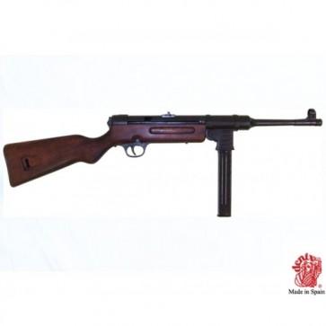 Fucile mitragliatore MP41 9mm Germania 1940 utilizzata durante la II Guerra Mondiale.