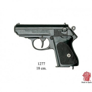 Pistola tedesca semiautomatica dei corpi di polizia, seconda guerra mondiale