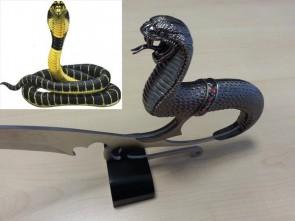 Lama Fantasy con cobra